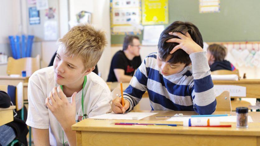 Lärarens roll när elever arbetar undersökande